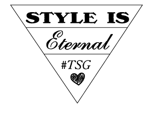 STYLE IS EXTERNAL #TSG