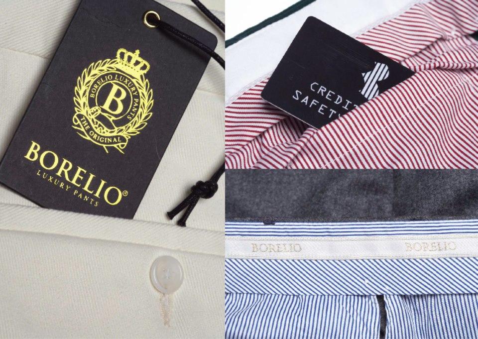 TS-Graphics - Work - Brand Identity - Borelio branding
